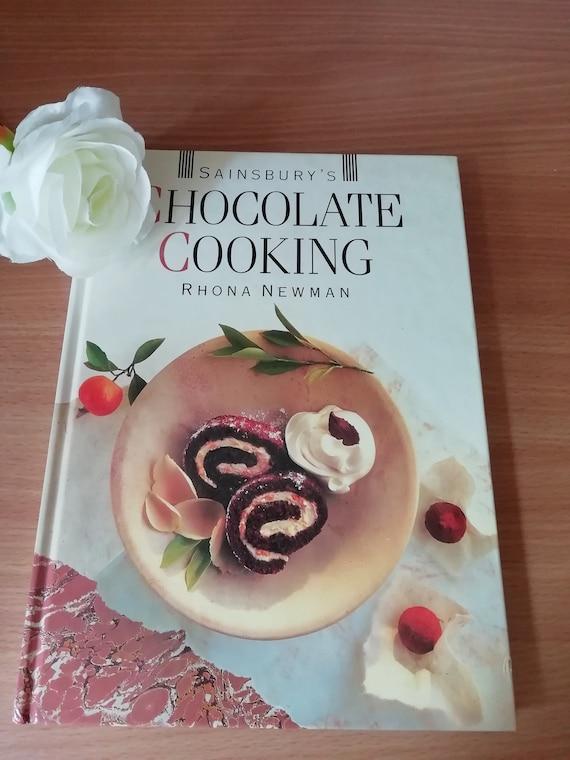 Sainsburys Chocolate Cooking Book 1989