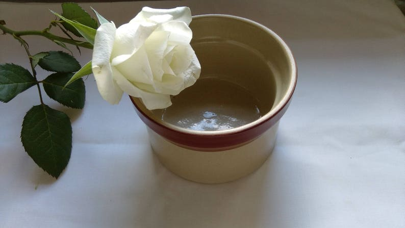 Vintage Small Pottery Bowl By Denby.