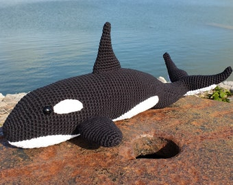 Orca Crochet Pattern – SheepShaved | 270x340