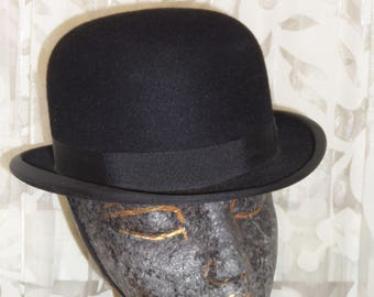 923582298e4 Black Riding Bowler Hat by Christys of London