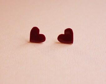 Earrings - Hearts -