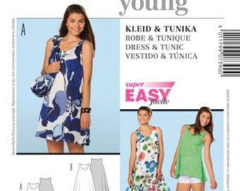 Burda Cut 7390 Dress & Tunic