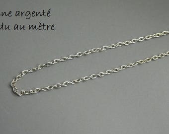 purchase for 1 meter silver silver mesh (F20)