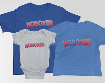 Waterfront Blue | YOUTH Tee & BABY One Piece Bodysuit or Tee