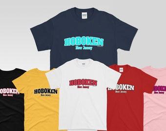 Hoboken in a Stretch   WOMEN'S & UNISEX T-shirt