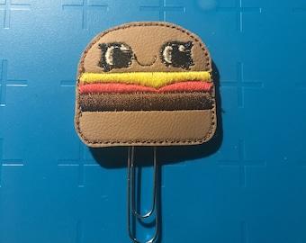 Burger Planner Clip