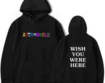 10ab68fe6a14f Travis scott astroworld hoodie rapper trap artist music soundcloud clout  lil peep pump xxxtentacion kanye