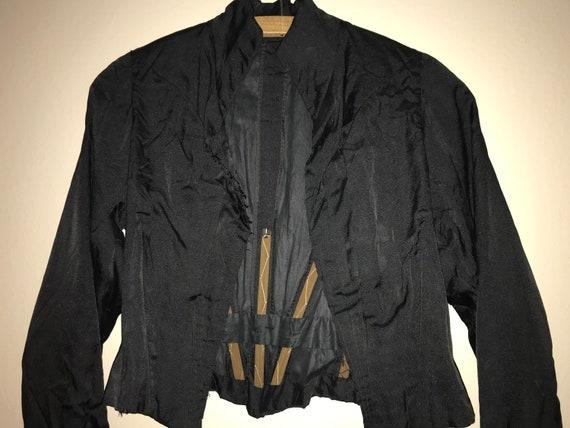 Victorian Antique Women's Bodice/Jacket