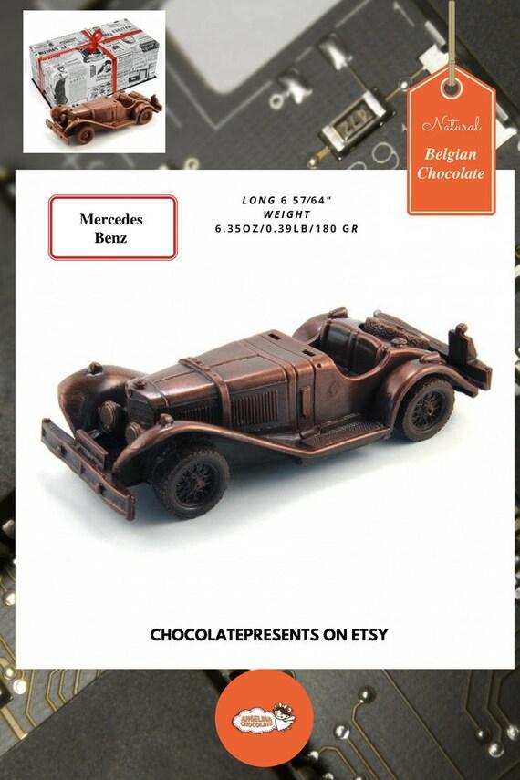 Mercedes-Benz SSK Oldtimer Auto Replik Schokolade Mercedes   Etsy