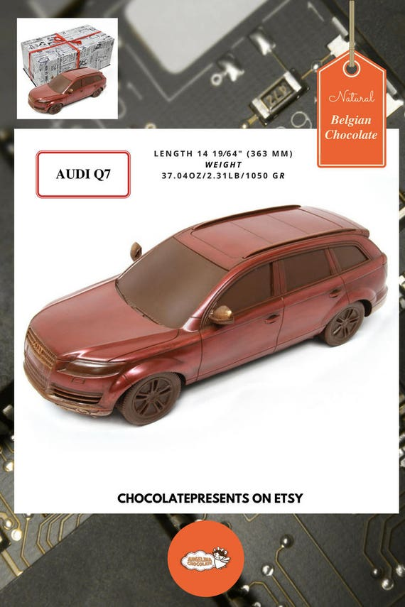 Audi Q7 KEYRING TDI CAR