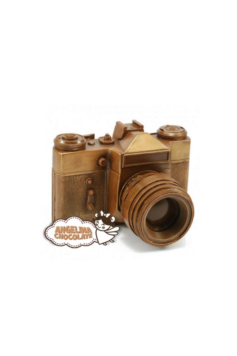 14a75b55854f 3D Chocolate Camera Zenith photo camera gift wedding