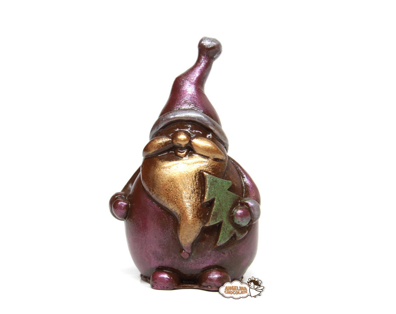 Schokolade Gnome Weihnachten Belsnickle Santa Süßigkeiten | Etsy