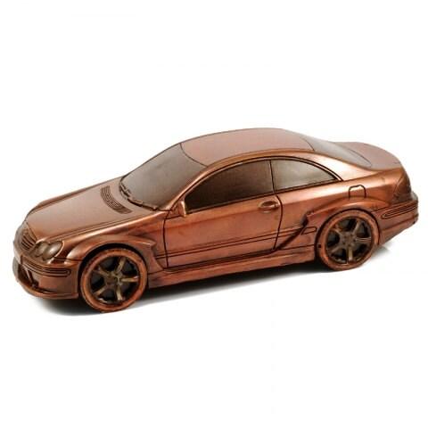 Pagenkopf Auto Mercedes Clk Schokolade Mercedes Benz Gtr Mann Etsy