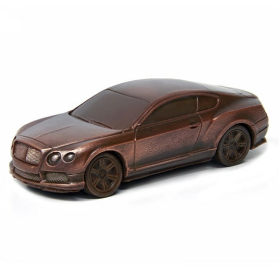 schokolade bentley continental essbare auto. Black Bedroom Furniture Sets. Home Design Ideas