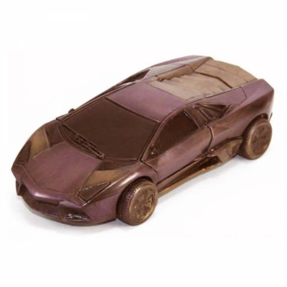 Chocolate Lamborghini Sports Car Lambo Car Edible Car Cake Etsy
