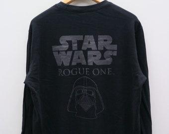 Star Wars Darth Vader Sweater The Dark Side Yoda Sweatshirt Jumper Epic Gift