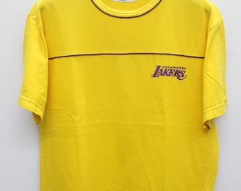 official photos f8f38 778f4 Vintage lakers   Etsy
