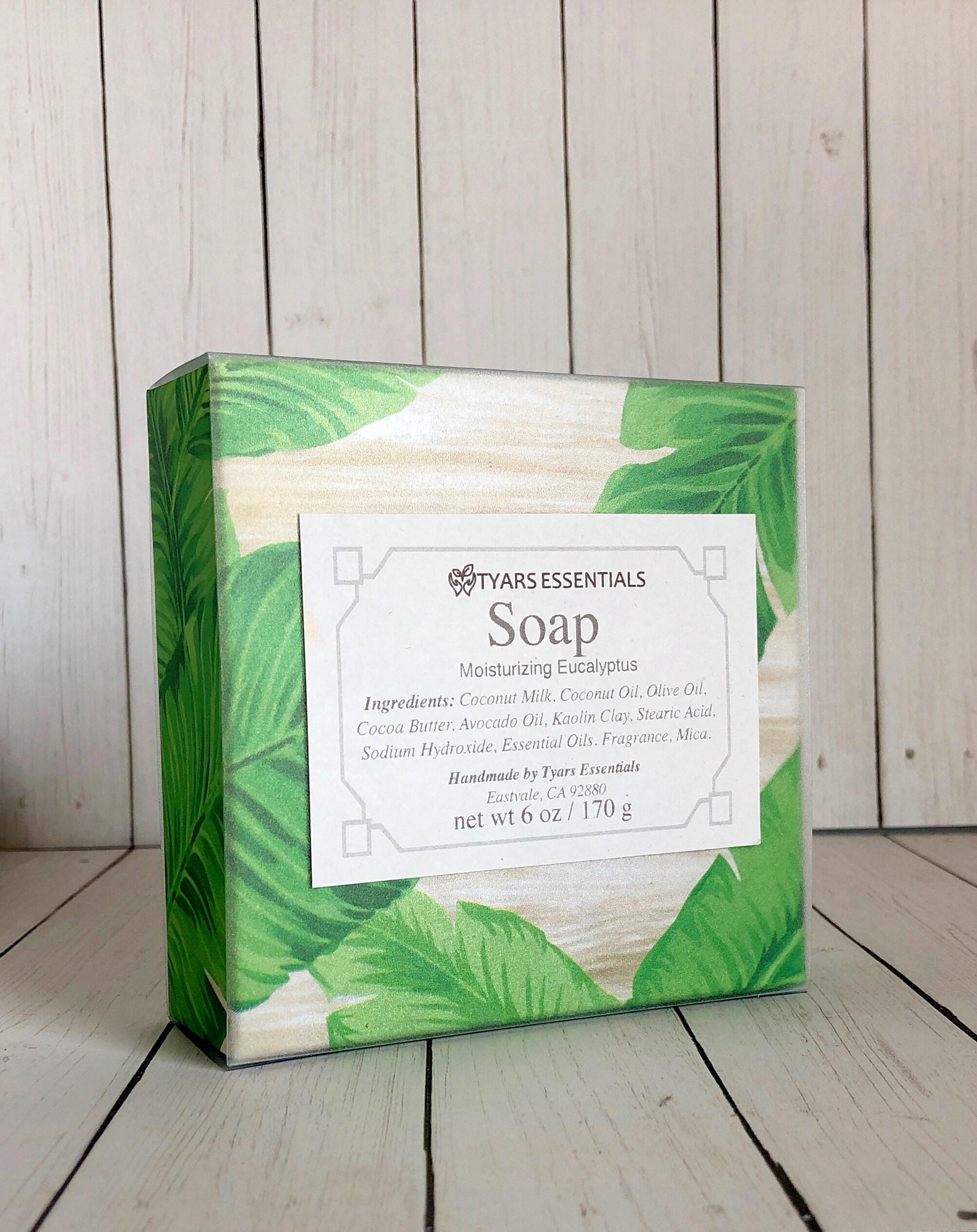 Square Soap Box Decor Cricut Template Or Hand Cutting Guide Etsy