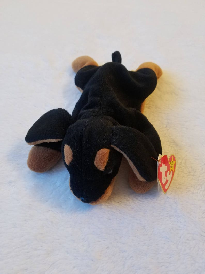 e49353c9249 Ty Beanie Baby DOBY The Dog EXCELLENT CONDITION