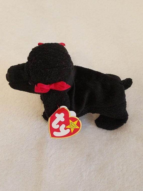 Ty Beanie Baby GiGi The POODLE Dog  c2a957a632e