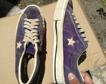 Converse ONE STAR 1974's Purple Sz.6 us