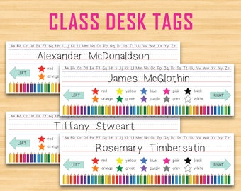 graphic relating to Printable Name Plates called Printable table tags Etsy