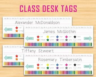 graphic regarding Printable Name Plates called Printable table tags Etsy