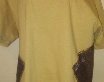Decorative Lace & Sequin T-shirts