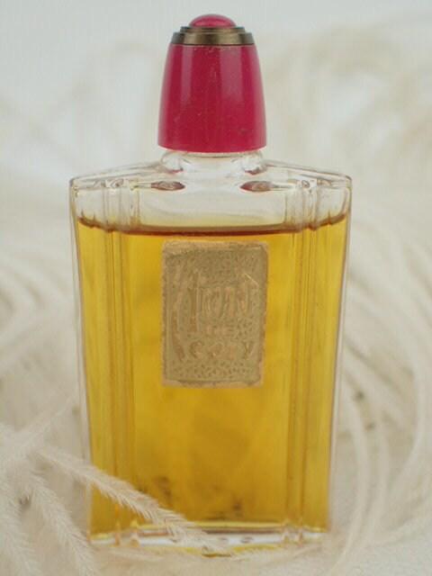 1930's Vintage Miniature L'aimant de Coty Perfume