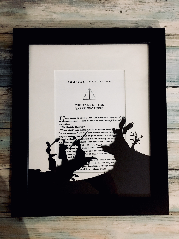 Atemberaubend Harry Potter Gerahmte Kunst Bilder - Rahmen Ideen ...