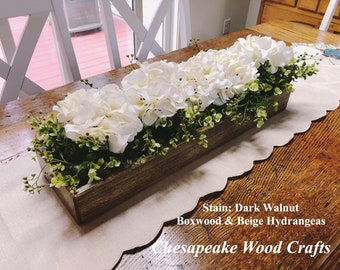Dining Table Centerpiece Etsy