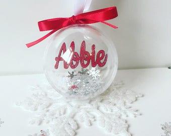 Zwart Wit Kerstdecoraties : Items op etsy die op kerstkaart kerstbal kerstmis kerstballen
