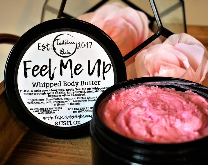 Featured listing image: Get Naked Whipped Body Butter