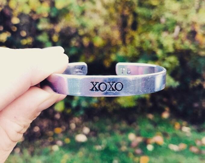 Featured listing image: XOXO Bangle