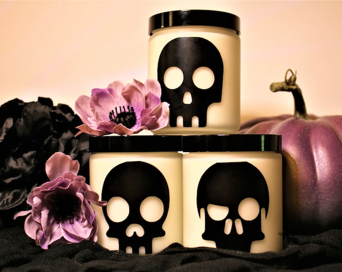 Featured listing image: Creep It Real Variety Set 9oz 100% Soy Candles