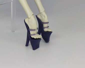 Shoes for Popovy Sisters doll, Popovy Sisters, doll, doll shoes MODEL 6