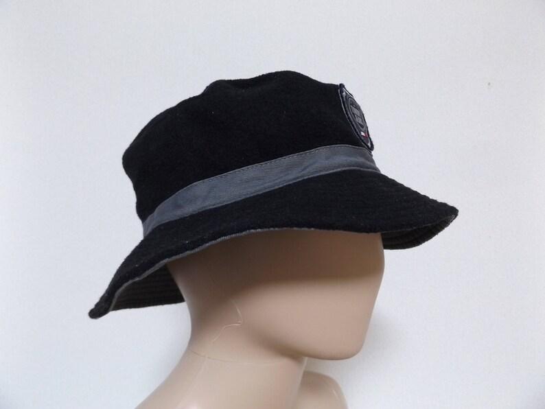 b938843cedcea 90s TOMMY JEANS Fleece Bucket Hat   Tommy Hilfiger Tommy Girl