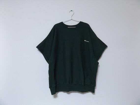 90s Champion Reverse Weave Sweatshirt /Navy Blue VETEMENTS Hip Hop Rap Size L Unisex vZfH9Fa7