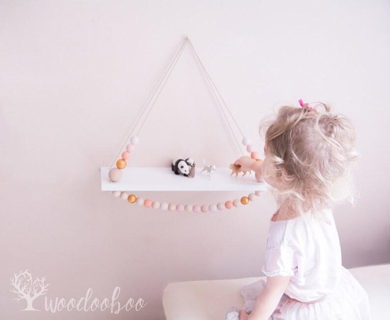 Regal Schaukel Regal Kinderzimmer Regale Regale schwebend | Etsy