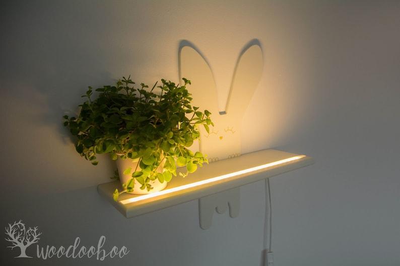 Bambini elegante lampada di illuminazione vivaio querciacb