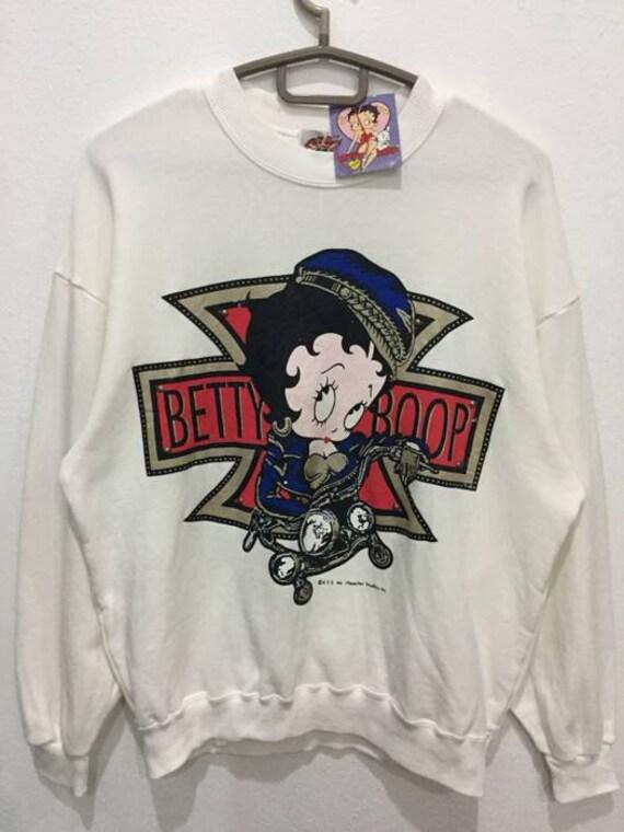 Deadstock Vintage Betty Boop Sweatshirt