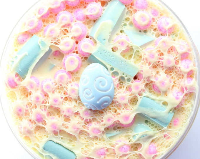 Featured listing image: Spring Taffy - Scented Taffy Slime