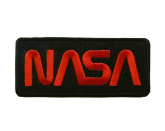 Nasa Space Patches Applique Embroidered Iron on Patch