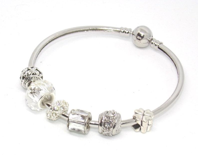bracelet pandora jonc ouverture