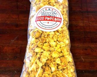 Banana flavored Popcorn Yellow Gourmet Popcorn