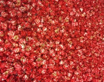 Red Velvet Cake Gourmet Popcorn 8 oz Bag