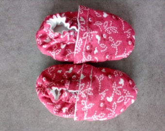 Small 3 month girl slippers
