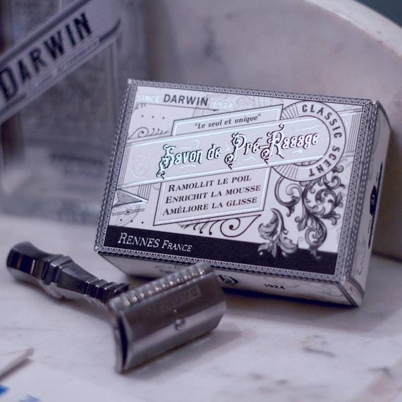 """Luxury DARWIN Pre-Shave Soap - """"Classic Scent"""""""