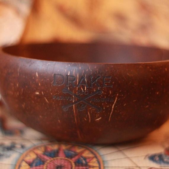 Drake's Coco Shaving Bowl - DARWIN