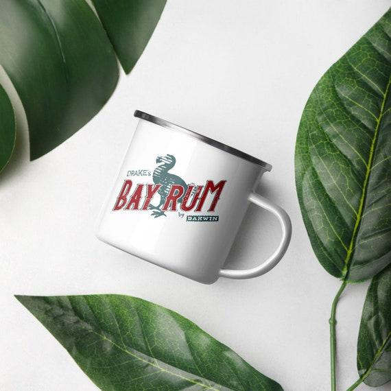 Drake's Bay Rum Enamel Mug by Darwin